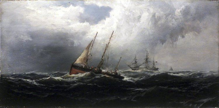 1869 Saxby Gale The Saxby Gale A weather disaster predicted or just a lucky guess