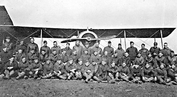 186th Aero Squadron