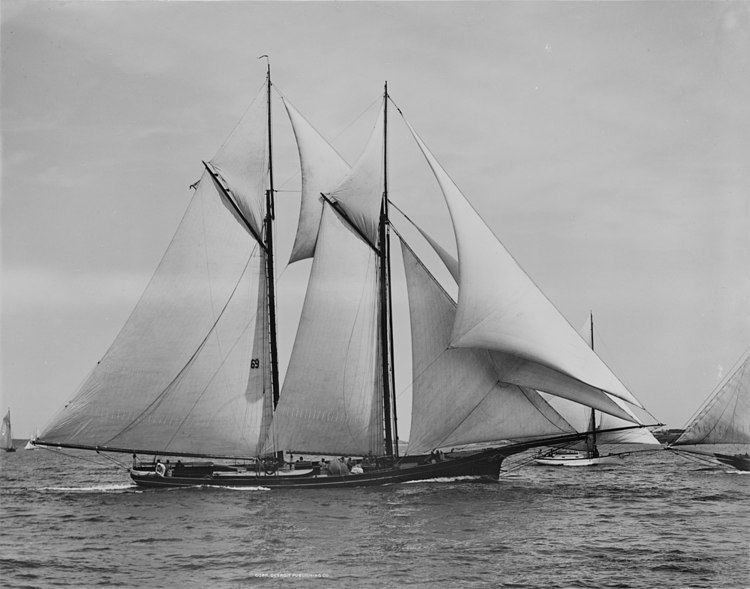 1870 America's Cup