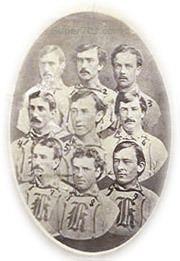 1871 Fort Wayne Kekiongas season
