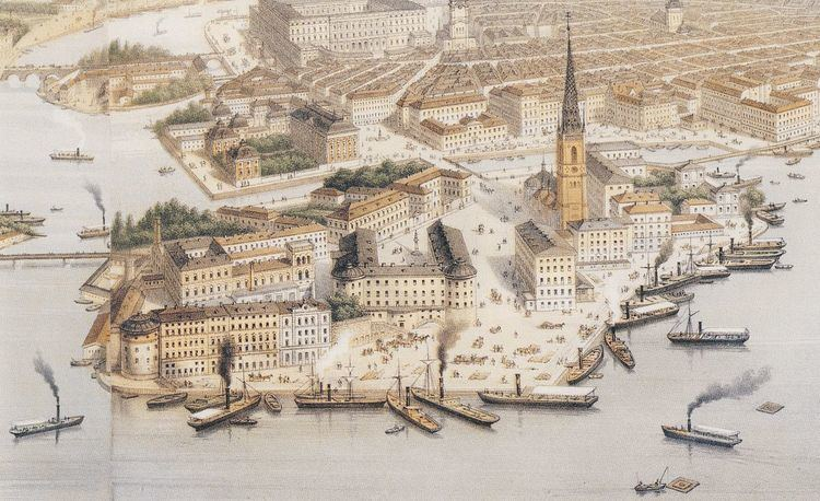 1871 in Sweden