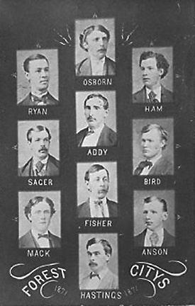1871 Rockford Forest Citys season