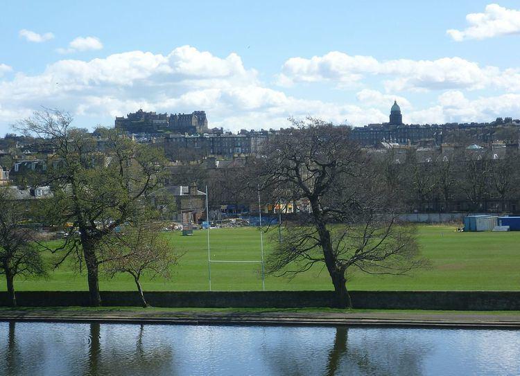 1871 Scotland versus England rugby union match