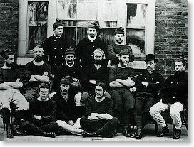 1872 FA Cup Final First Finals The Story of Football