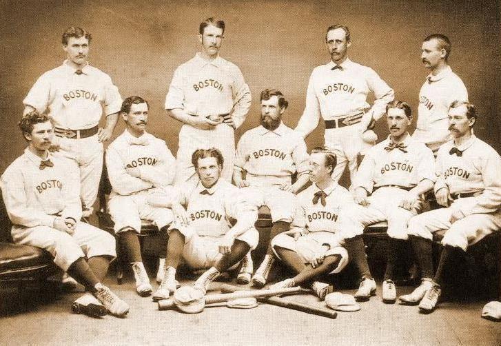 1874 Boston Red Stockings season