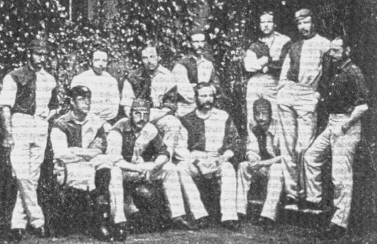 1874 FA Cup Final