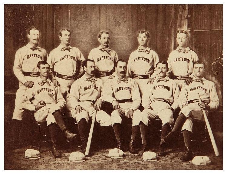 1875 Hartford Dark Blues season