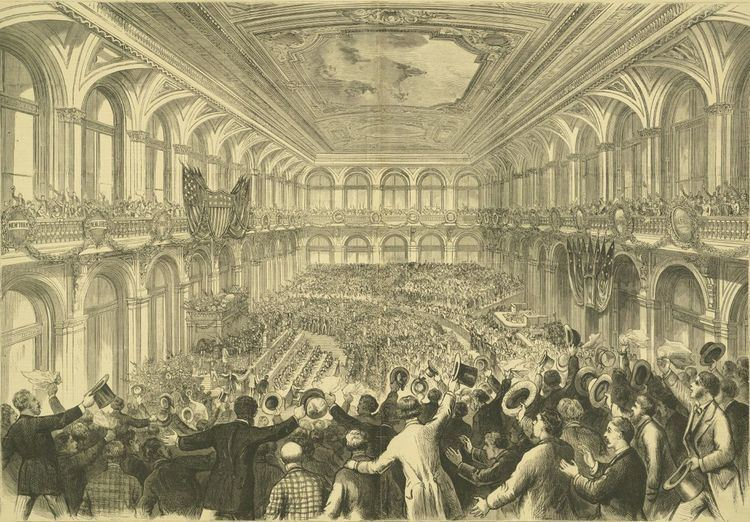 1876 Democratic National Convention
