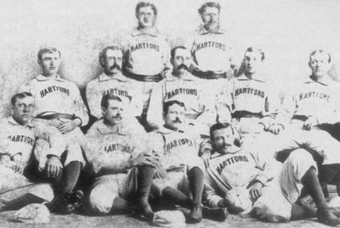 1876 Hartford Dark Blues season