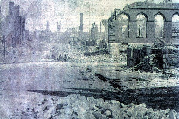 1877 Great Fire of Saint John, New Brunswick newbrunswicknetSaintJohngreatfirepicsfire1jpg