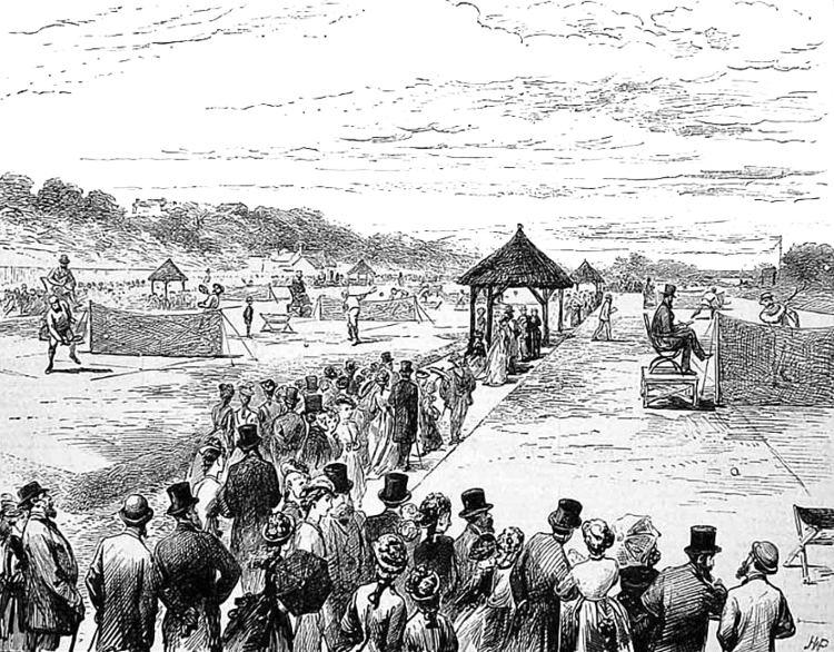 1877 Wimbledon Championship