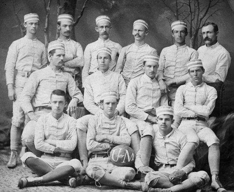 1879 college football season