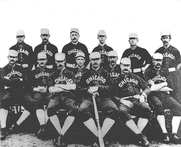 1880 Chicago White Stockings season