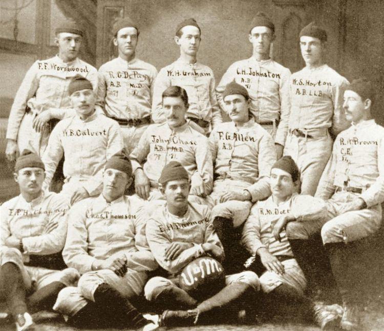 1880 Michigan Wolverines football team