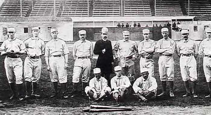 1880 Providence Grays season