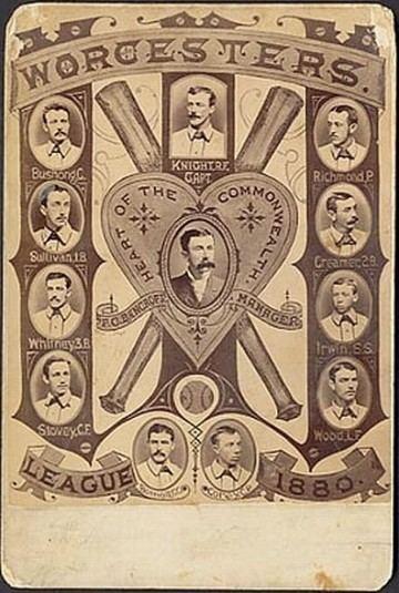 1880 Worcester Worcesters season