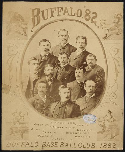 1882 Buffalo Bisons season