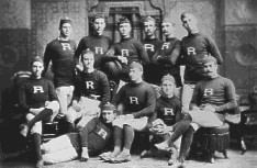 1882 Rutgers Queensmen football team