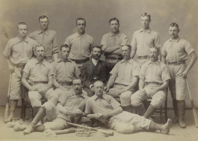 1884 Columbus Buckeyes season