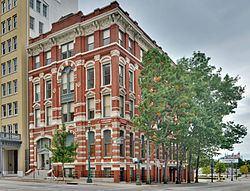 1884 Houston Cotton Exchange Building httpsuploadwikimediaorgwikipediacommonsthu
