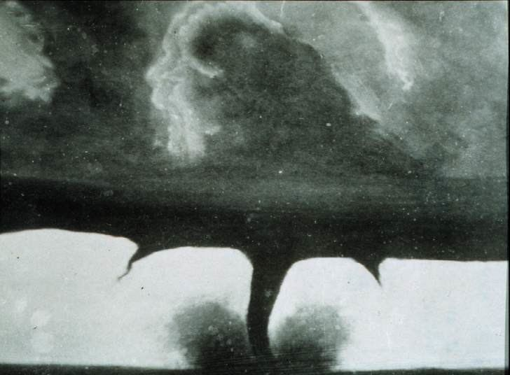 1884 Howard, South Dakota tornado