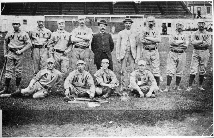 1884 New York Gothams season