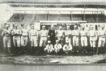 1884 Providence Grays season