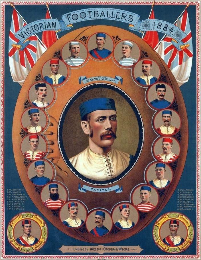 1884 VFA season