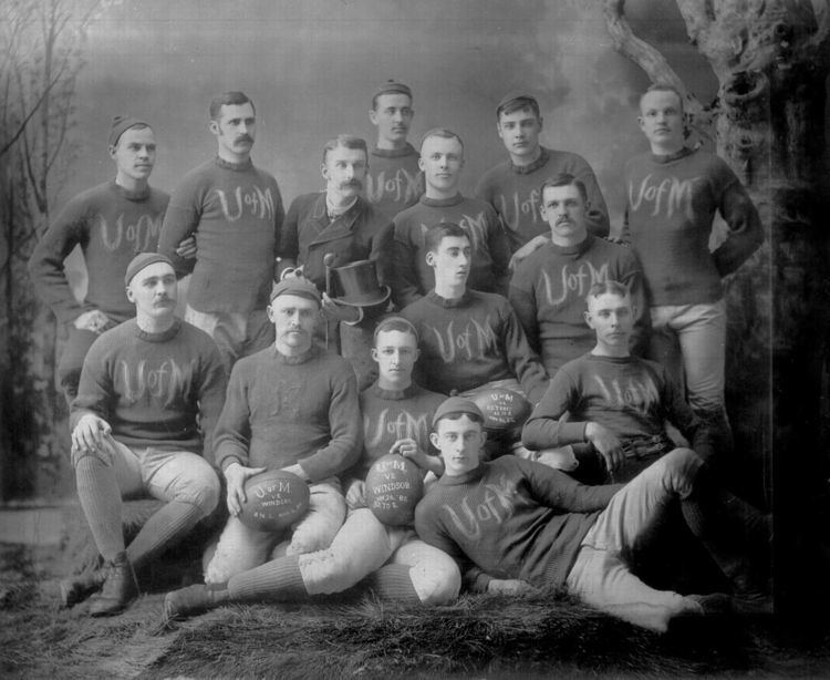 1885 Michigan Wolverines football team