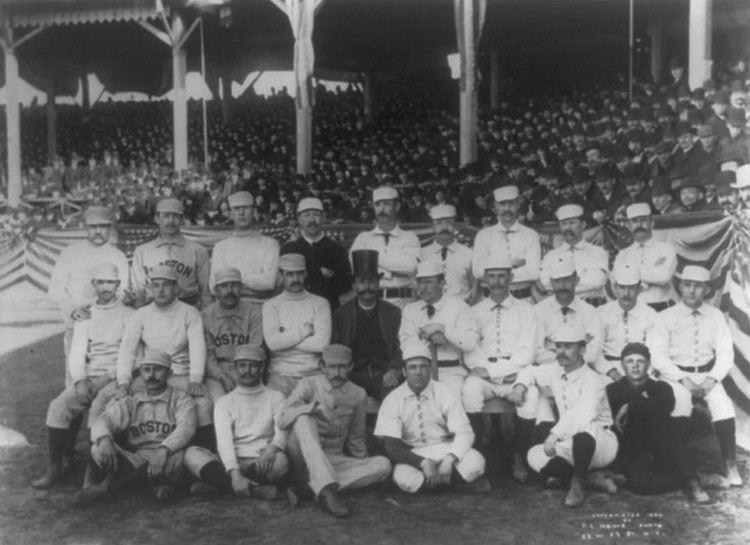 1886 Boston Beaneaters season