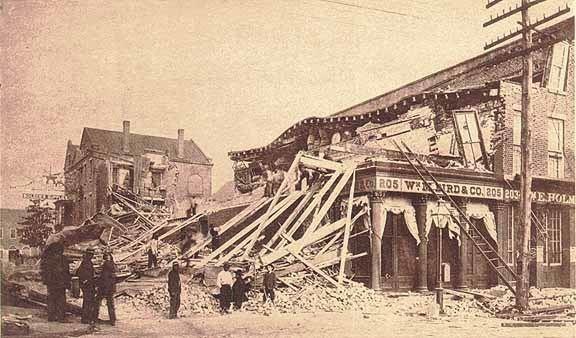 1886 Charleston earthquake 1886 Charleston Earthquake Fig 71 H 4