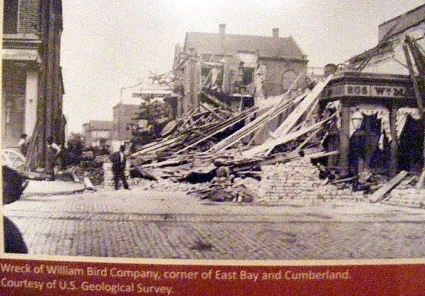 1886 Charleston earthquake httpsshoutaboutcarolinafileswordpresscom201