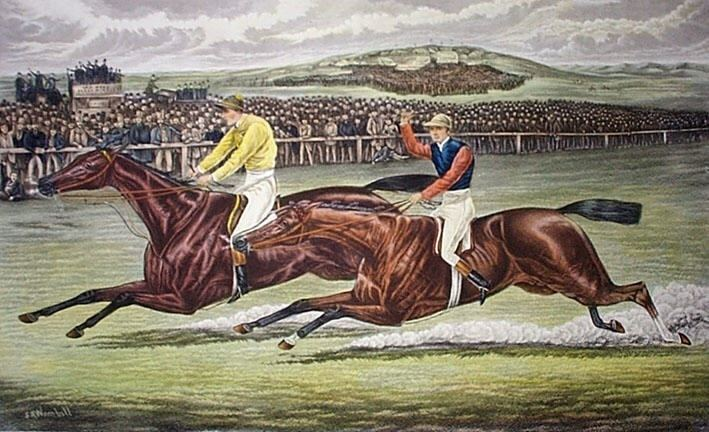 1886 Epsom Derby