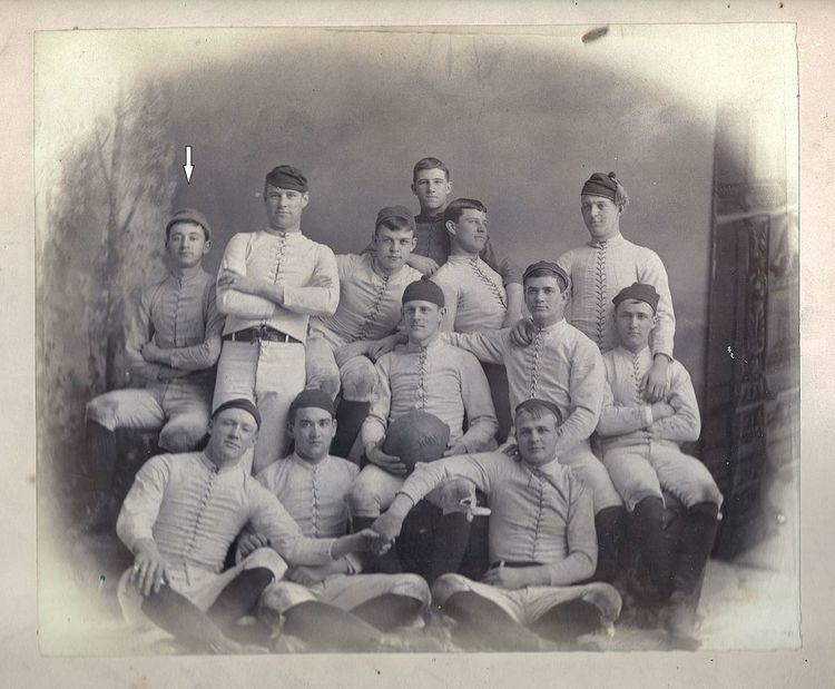 1886 Navy Midshipmen football team