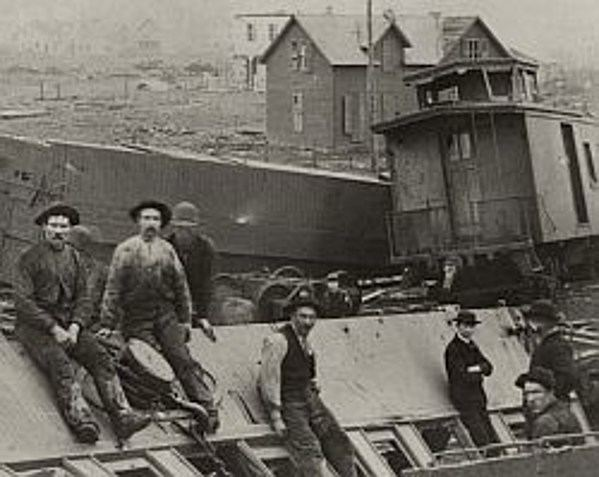 1886 Sauk Rapids tornado Deadly Tornado Strikes St Cloud Sauk Rapids On This Date In