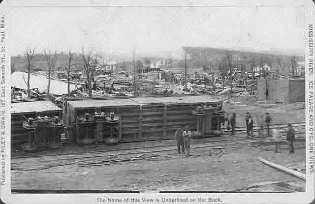 1886 Sauk Rapids tornado Sauk Rapids MN Tornado Apr 1886 GenDisasters Genealogy in