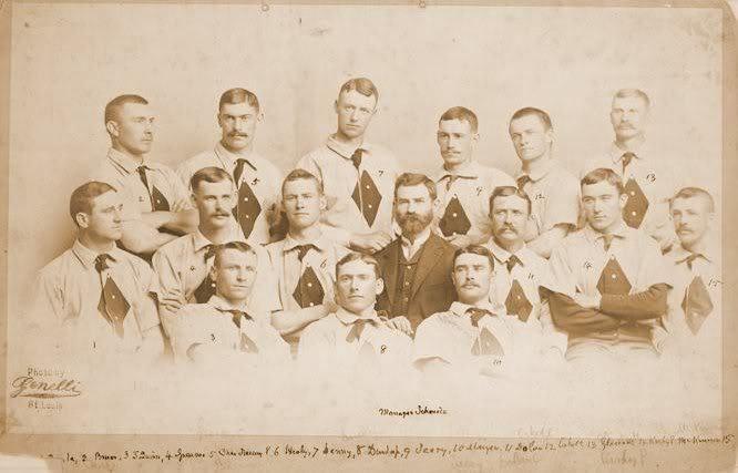 1886 St. Louis Maroons season