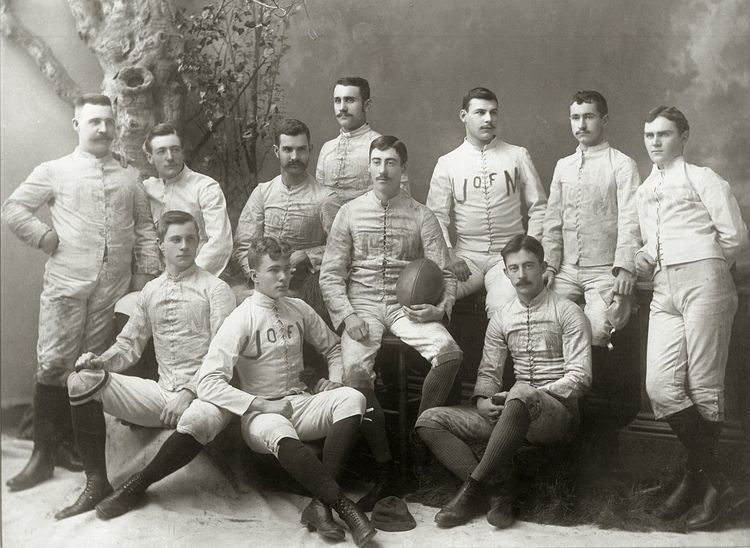 1887 Michigan Wolverines football team