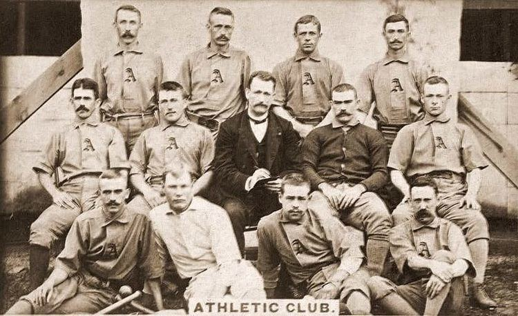 1887 Philadelphia Athletics season
