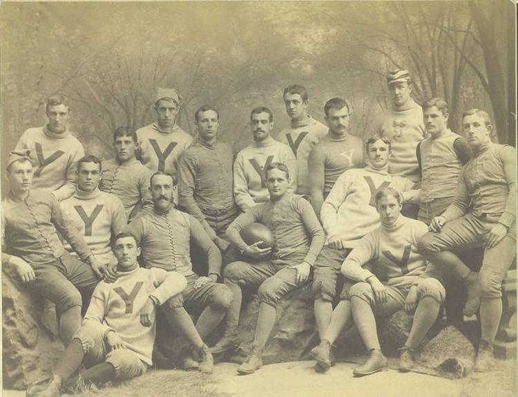 1887 Yale Bulldogs football team