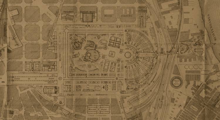 1888 Barcelona Universal Exposition l39Exposici Universal de Barcelona 1888