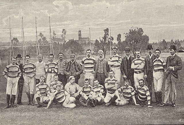 1888 British Lions tour to New Zealand and Australia