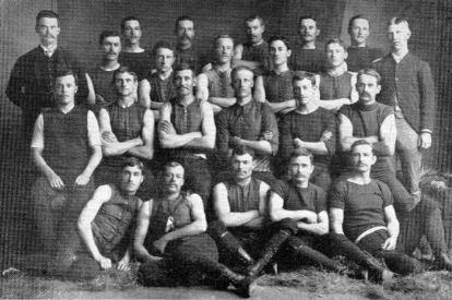 1888 Championship of Australia