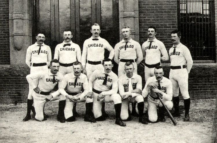 1888 Chicago White Stockings season