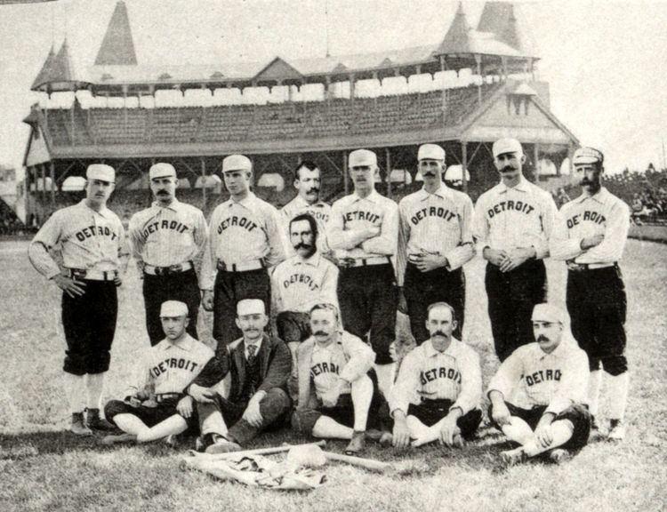1888 Detroit Wolverines season