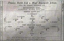1888 FA Cup Final httpsuploadwikimediaorgwikipediacommonsthu