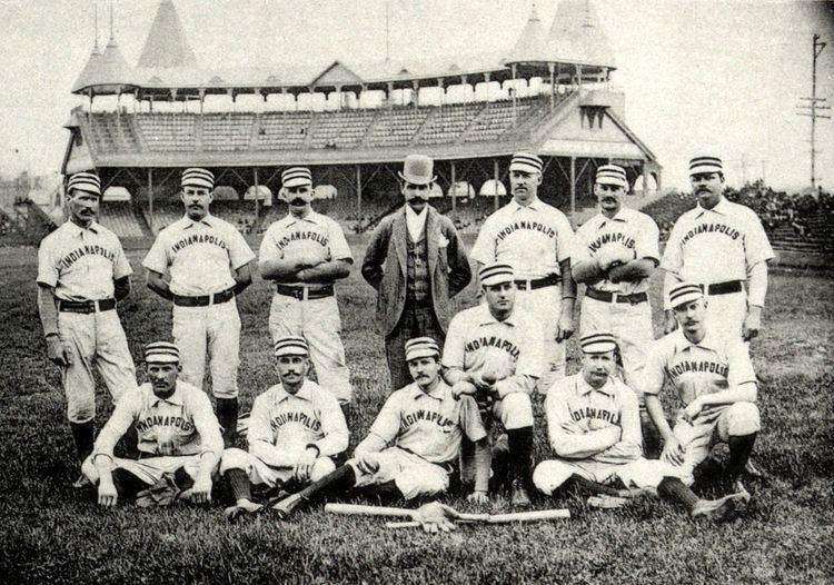 1888 Indianapolis Hoosiers season