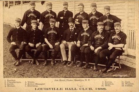 1888 Louisville Colonels season