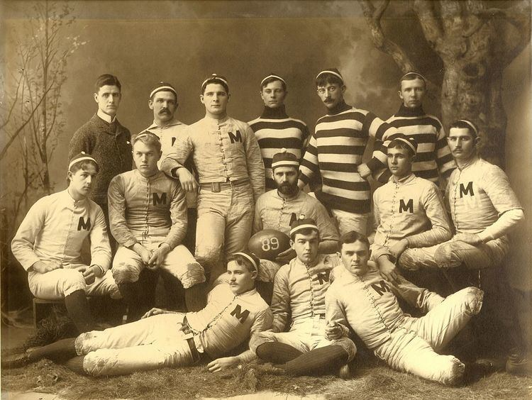 1888 Michigan Wolverines football team