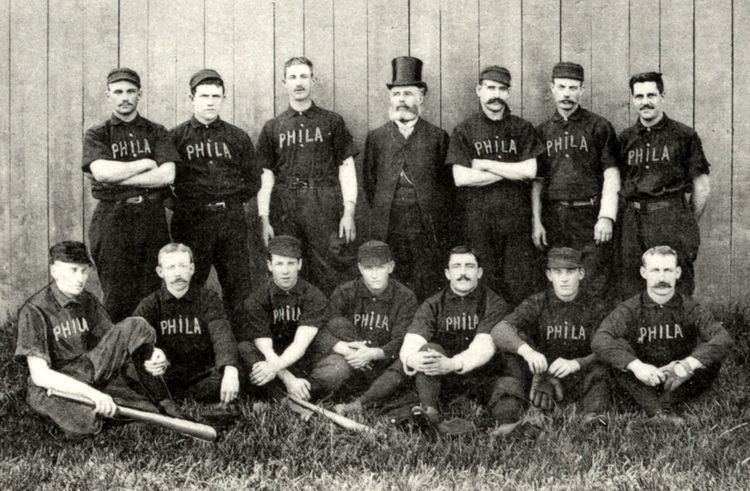 1888 Philadelphia Quakers season